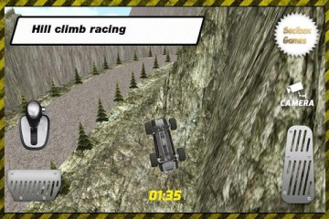 monstro carro hill climb