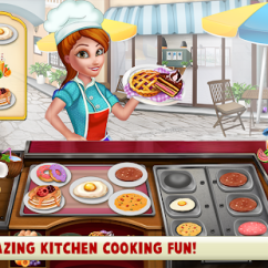Kitchen Cooking Games Cabinets Near Me King Chef Android Free App Store