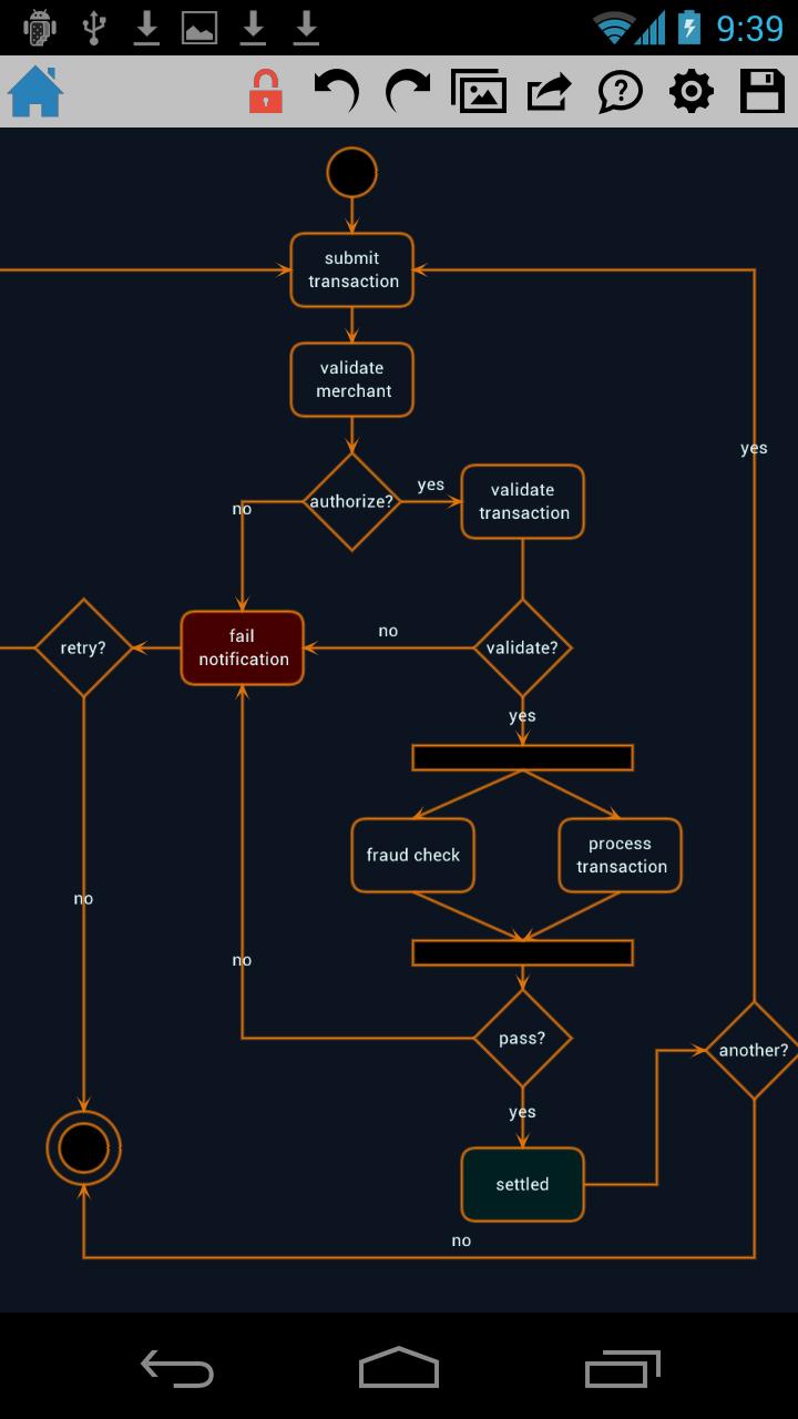hight resolution of drawexpress diagram screenshot 3