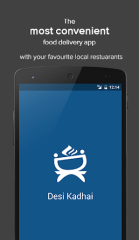 Desi Kadhai - Food Delivery APK