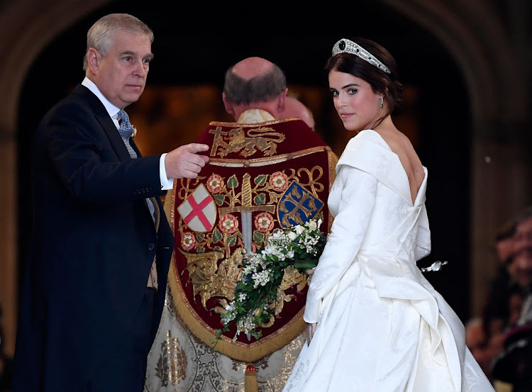The Famous Faces At Princess Eugenie's Royal