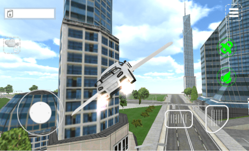 Flying Car Sim APK