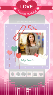 Love Video Maker With Music APK