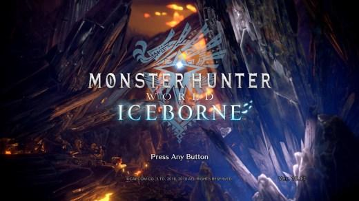 PS4 – モンスターハンター : ワールド アイスボーン #19 導きの地を探索してみよう