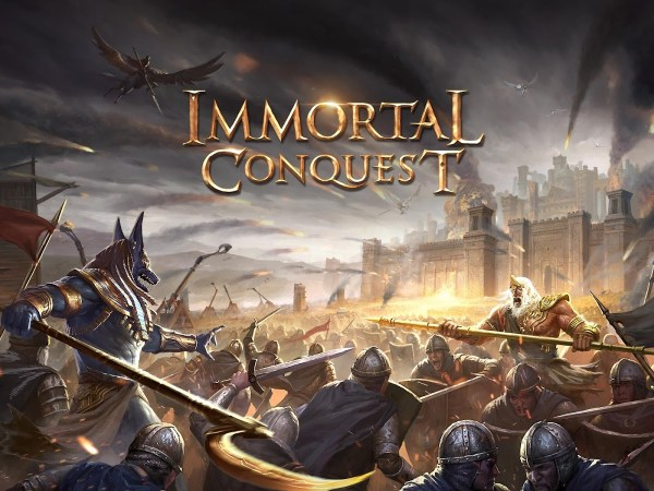 Immortal Conquest - Android Apps Google Play