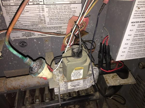 fl4 - hot surface igniter problem jandy lite 2 heater