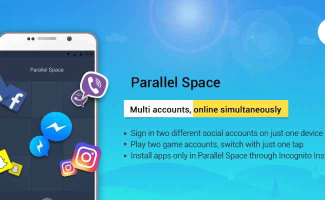 Parallel Space Multi Accounts Android Apps On Google Play