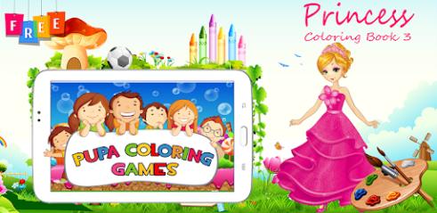 Prenses Boyama Kitabı 3 Pc Indir Türkçe Prenses Boyama Kitabı 3