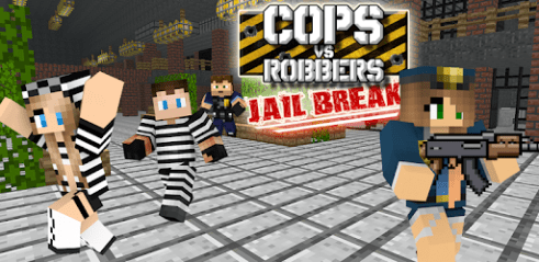 Cops Vs Robbers: Jail Break Pour PC Capture d'écran