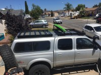 1st gen Double cab roof rack..Lets see some pics | Page 4 ...