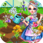 Flower Girl - Flower Growup icon