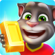 Talking Tom: Course à l'or Sur PC windows et Mac