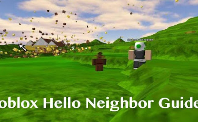 Download Roblox Hello Neighbor Studio Unblocked Free Guide