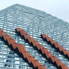 Baja Ringan Plafon Rangka Pvc Dan Semua Jenis Penutup Atap Genteng