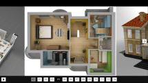 3d Model Home Pc