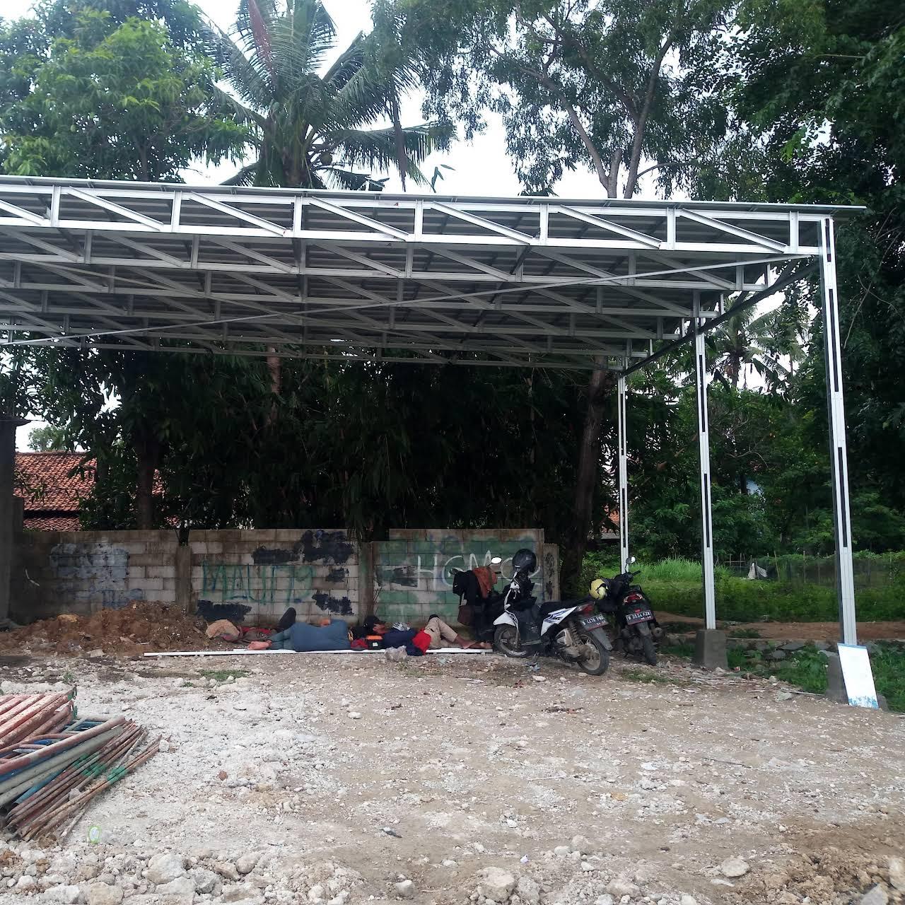 pemasangan baja ringan di cikarang jasa konstruksi dan bangunan