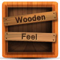 /wooden-feel-cm-launcher-theme