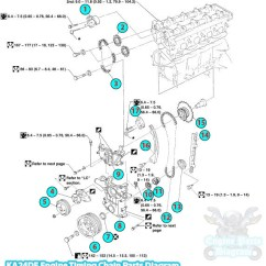 Nissan Frontier Timing Chain Diagram Led Wiring Parts (ka24de Engine)