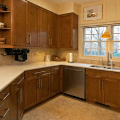 Best Rta Kitchen Cabinets Mosaic Backsplash 现代木厨柜 Google Play 上的应用 屏幕截图图片