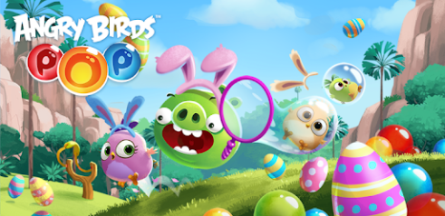 Angry Birds POP Bubble Shooter Pour PC Capture d'écran