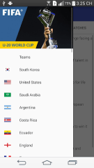 U20 World Cup Korea Rep. 2017 APK