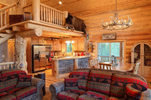 Log Cabin Interior Design Ideas Trulog Siding