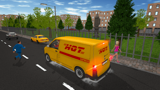 Delivery Game APK