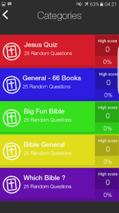 Bible Trivia Quiz APK