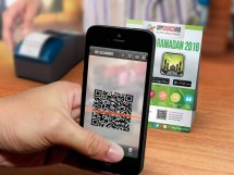 Qr Barcode - Year of Clean Water