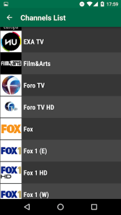 Mexico TV Channels APK