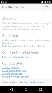 Bible Quiz Free APK