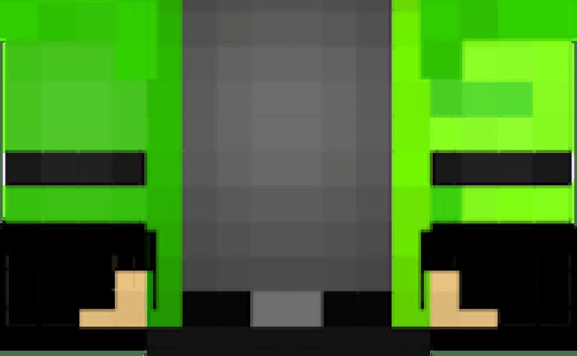 Player Minecraft Nova Skin