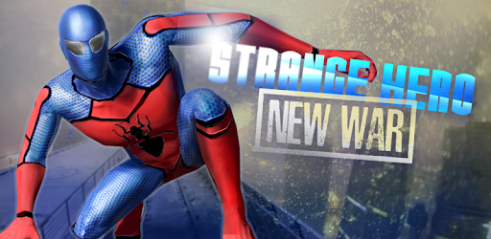 Strange Hero: New War