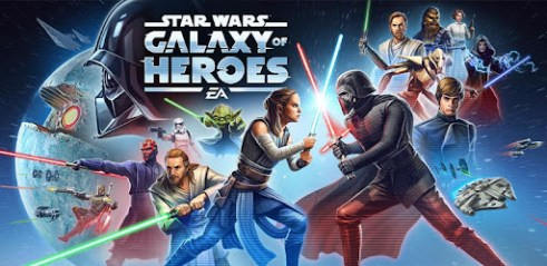 Star Wars™: Galaxy of Heroes Pour PC Capture d'écran