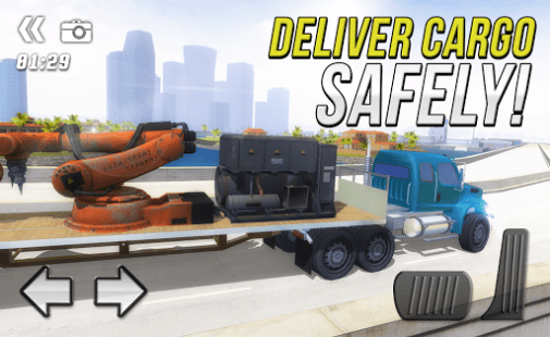 City Cargo Transporter 3D APK