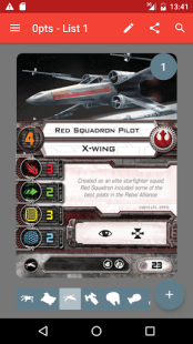 X-Wing List Builder APK