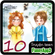 kho truyện teen 10 offline Sur PC windows et Mac