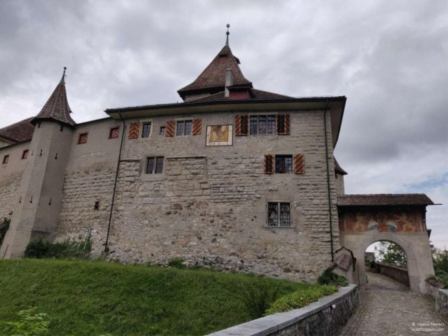 Schloss Kyburg (Le petit requin)