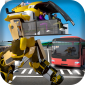 OffRoad Robot Bus Transform icon