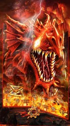 Download Fire Dragon Theme Wallpaper on PC & Mac with AppKiwi APK Downloader