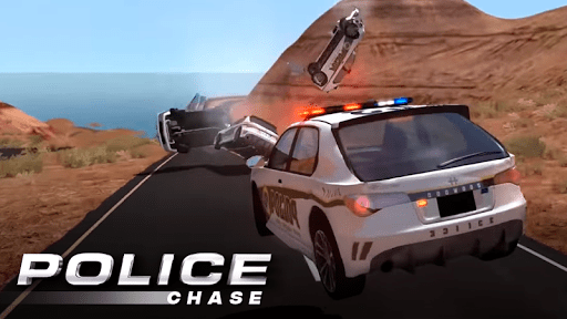 Police Chase - Car 3D PC