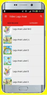 Video Lagu Anak Nusantara APK