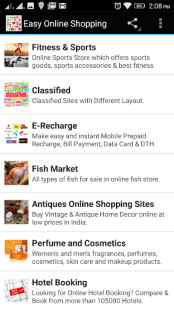 Easy Online Shopping India APK