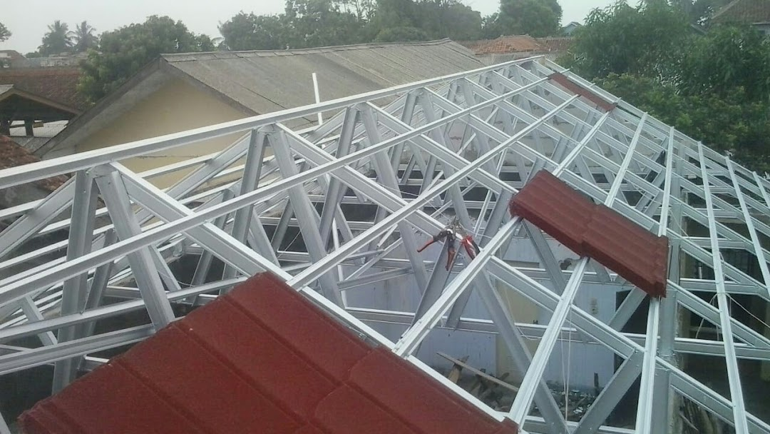atap baja ringan ciledug pemasangan kontraktor