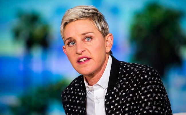 Ellen Degeneres Takes A Crack At The Record For Most Liked