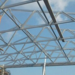 Jarak Reng Baja Ringan Kanopi Rejo Mandiri Steel Kontraktor Atap