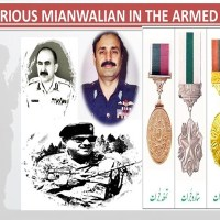 THE GLORIOUS MIANWALIAN IN THE ARMED FORCES