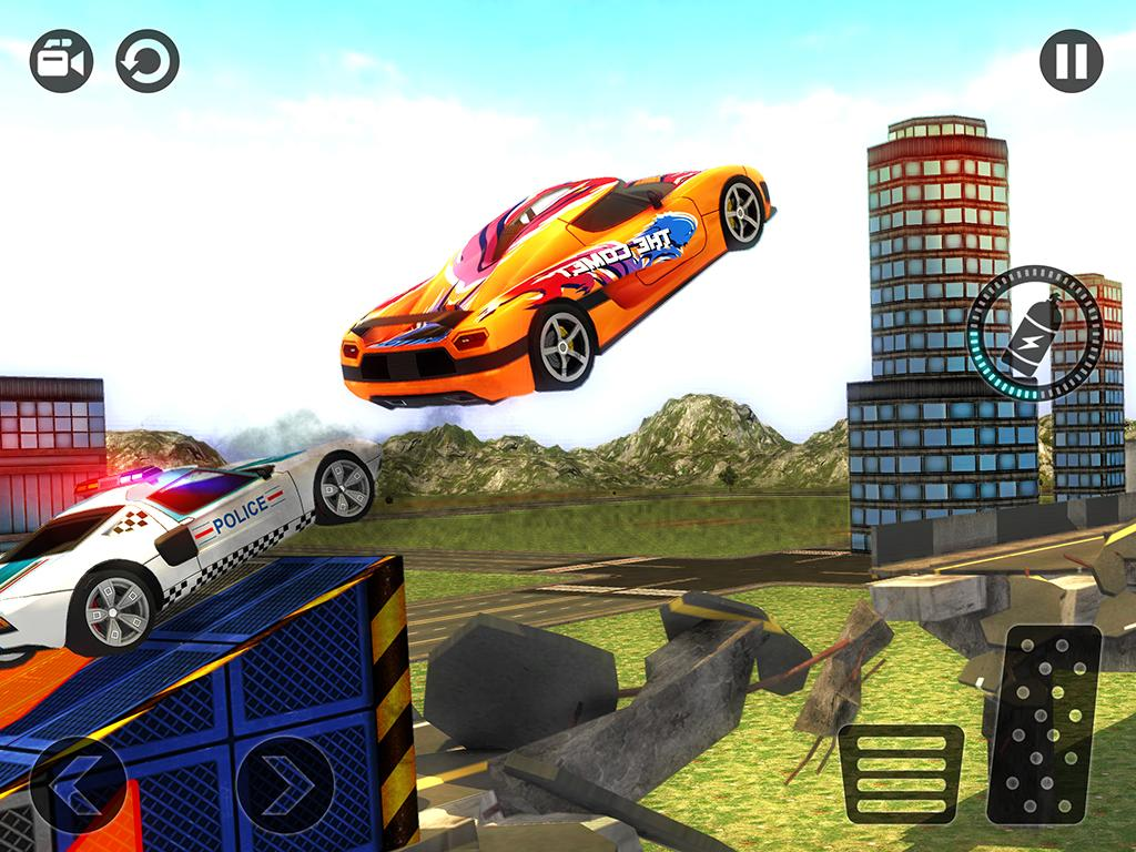 Lego Fliegender Teppich Car Chasing Games For Android Police Car Chase Hot