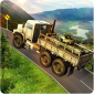Infantry Transport Trucker 3D icon