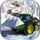 Winter Snow Rescue Excavator windows phone
